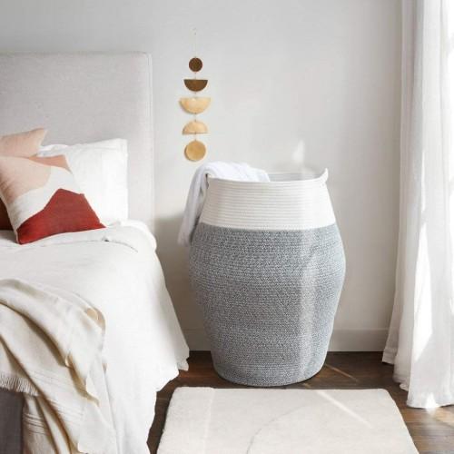 Modern Tall Laundry Basket