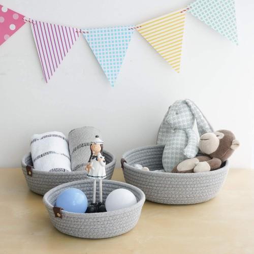 Modern Small Cotton Baskets
