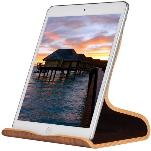 Wooden Tablet Stand Holder