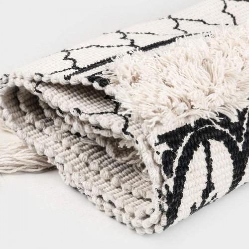 Modern Cotton Area Rug