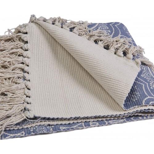 Vintage Cotton Area Rug