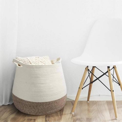 Boho Laundry Storage Basket