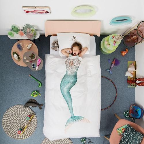 Snurk Mermaid Duvet Set