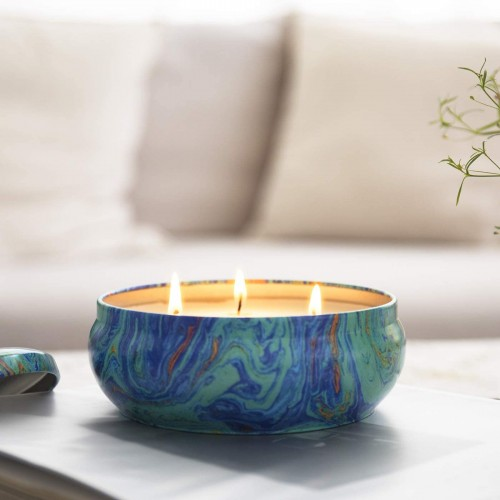 Citronella Scented Candle Large