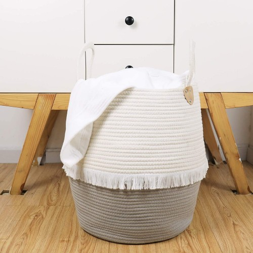 Soft Nursery Storage Basket