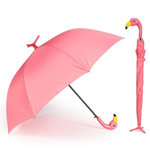 Flamingo Stick Umbrella