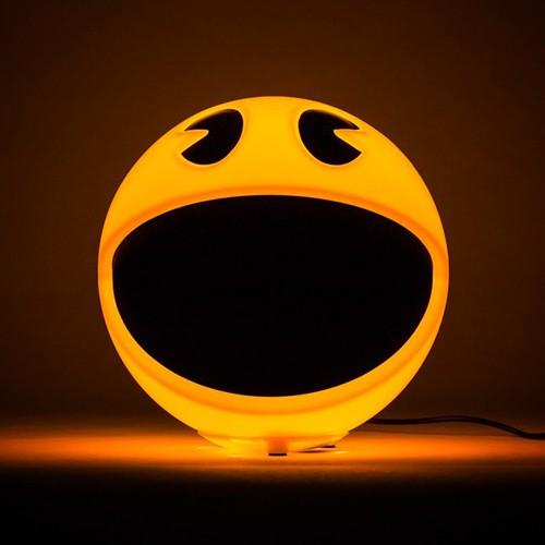 Retro Pac-Man Lamp