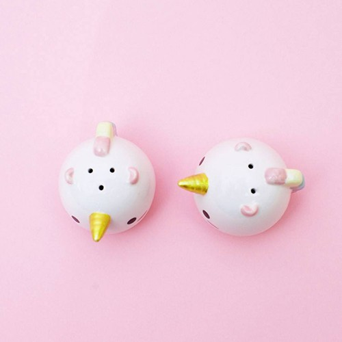 Elodie Unicorn Salt & Pepper Shaker