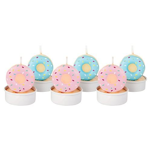 Donut Tea Lights