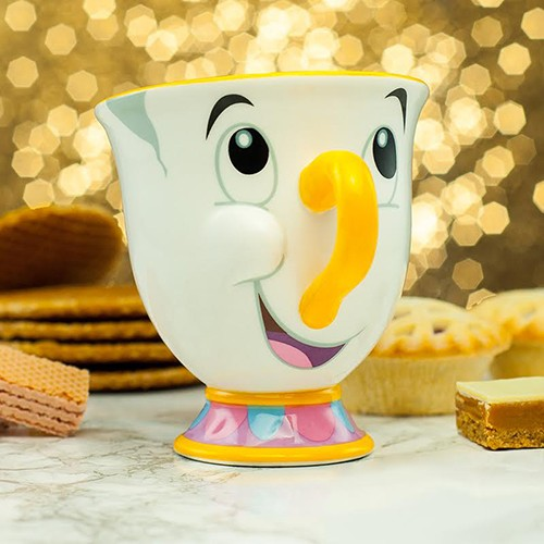 Beauty And The Beast Chip Mug