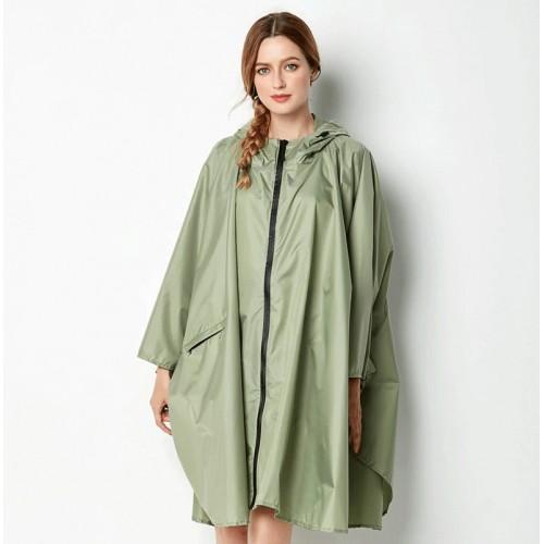 Waterproof Rain Poncho Jacket