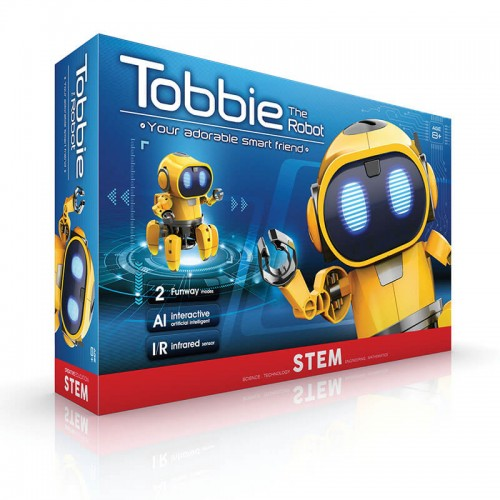 Tobbie the Interactive Robot