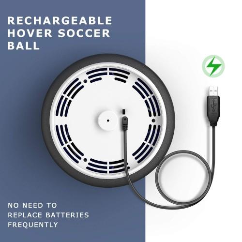 Air Power Football Soccer Disk